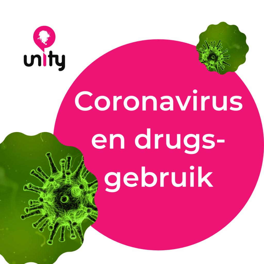 Unity-informatie-coronavirus